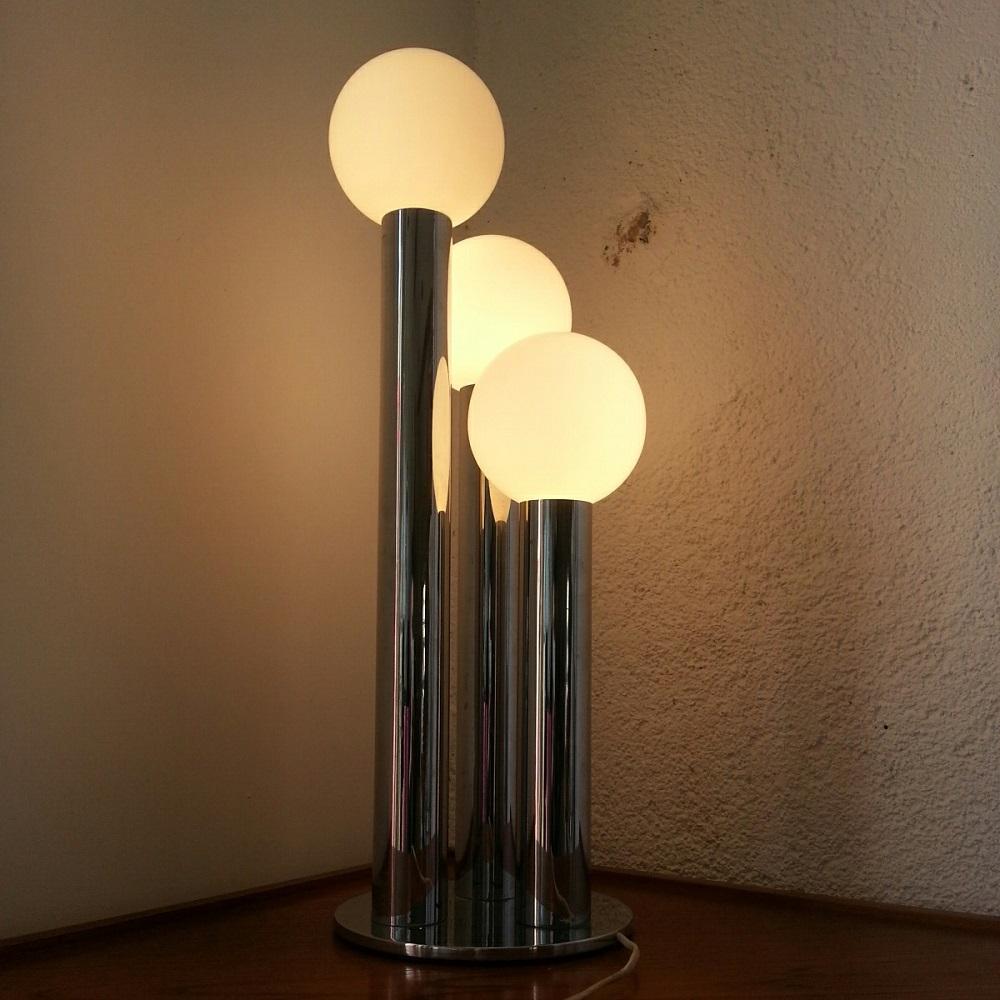 Lampe Cascade à 3 lumières