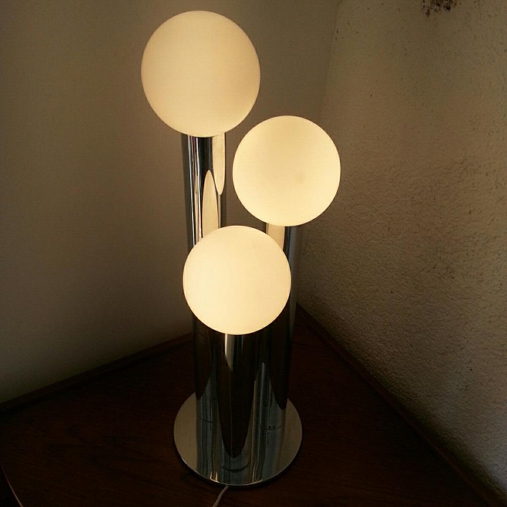 lampe-cascade-à-3-lumières