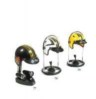 lampe casque blanc