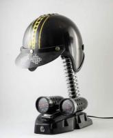 lampe casque moto cross