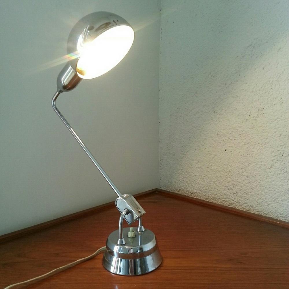 Lampe Jumo 600 à balancier