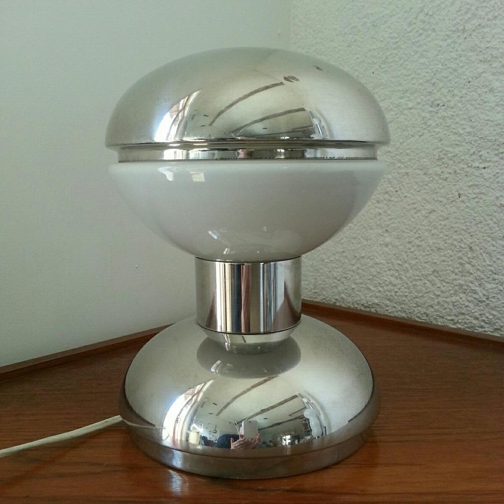 lampe reggiani 2 boules (1)