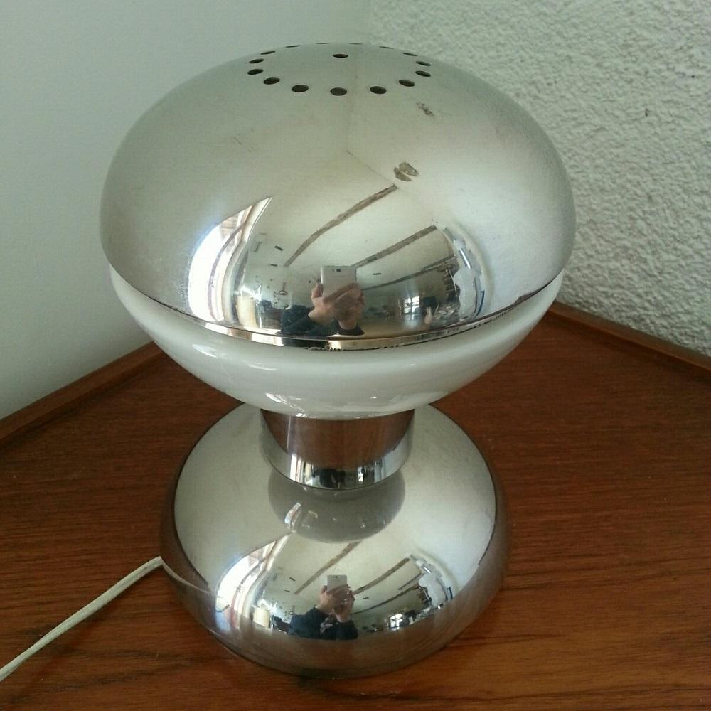 lampe reggiani 2 boules (2)