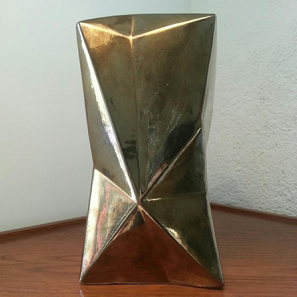 vase céramique origami  (2)