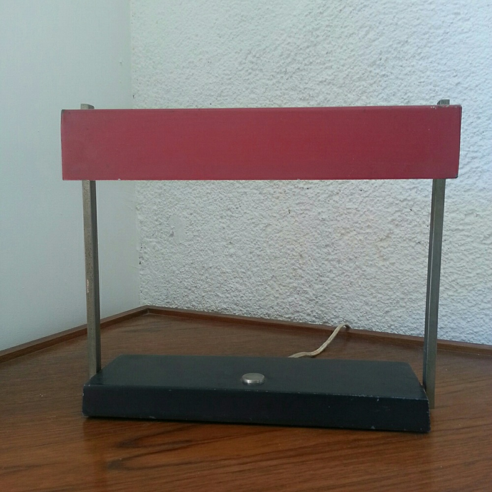 lampe rectangulaire vintage lamp 60 (1)