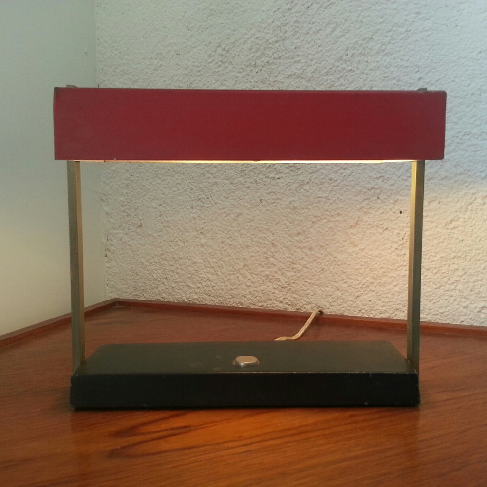 lampe rectangulaire vintage lamp 60 (2)