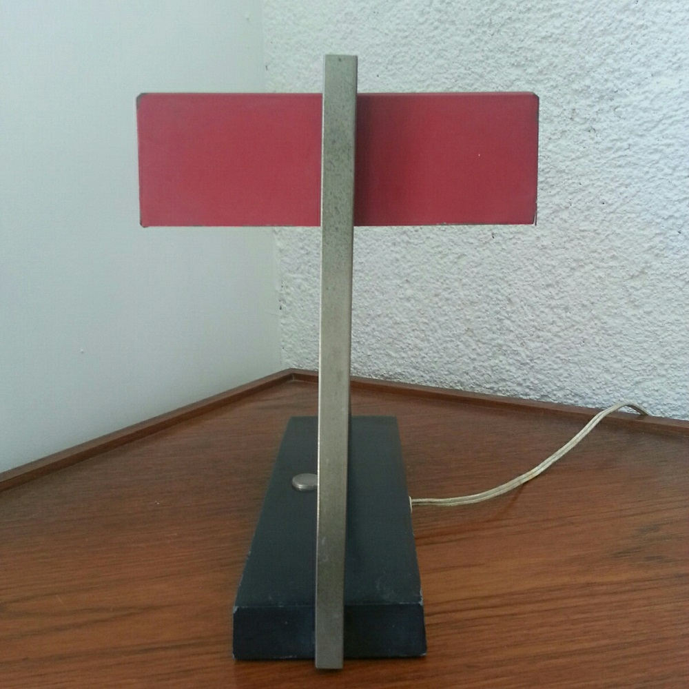 lampe rectangulaire vintage lamp 60 (3)