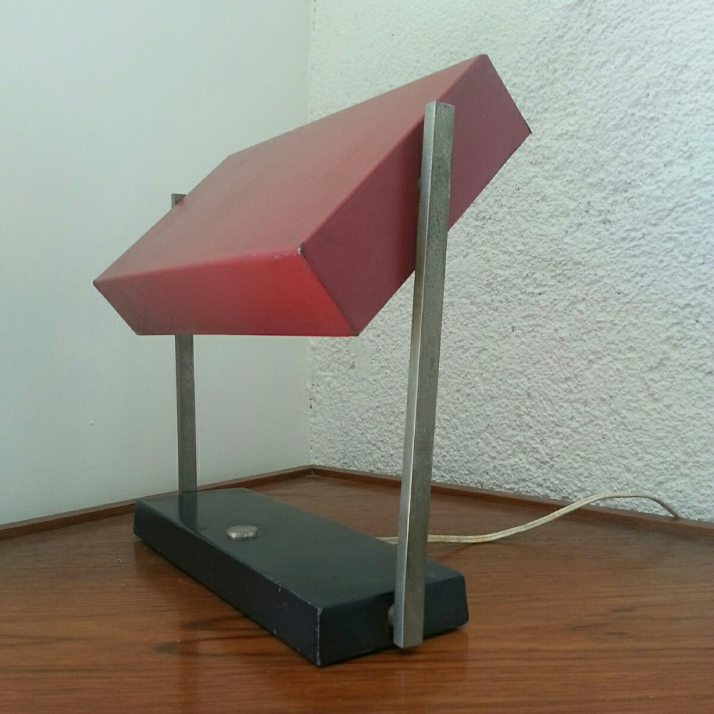 lampe rectangulaire vintage lamp 60 (4)