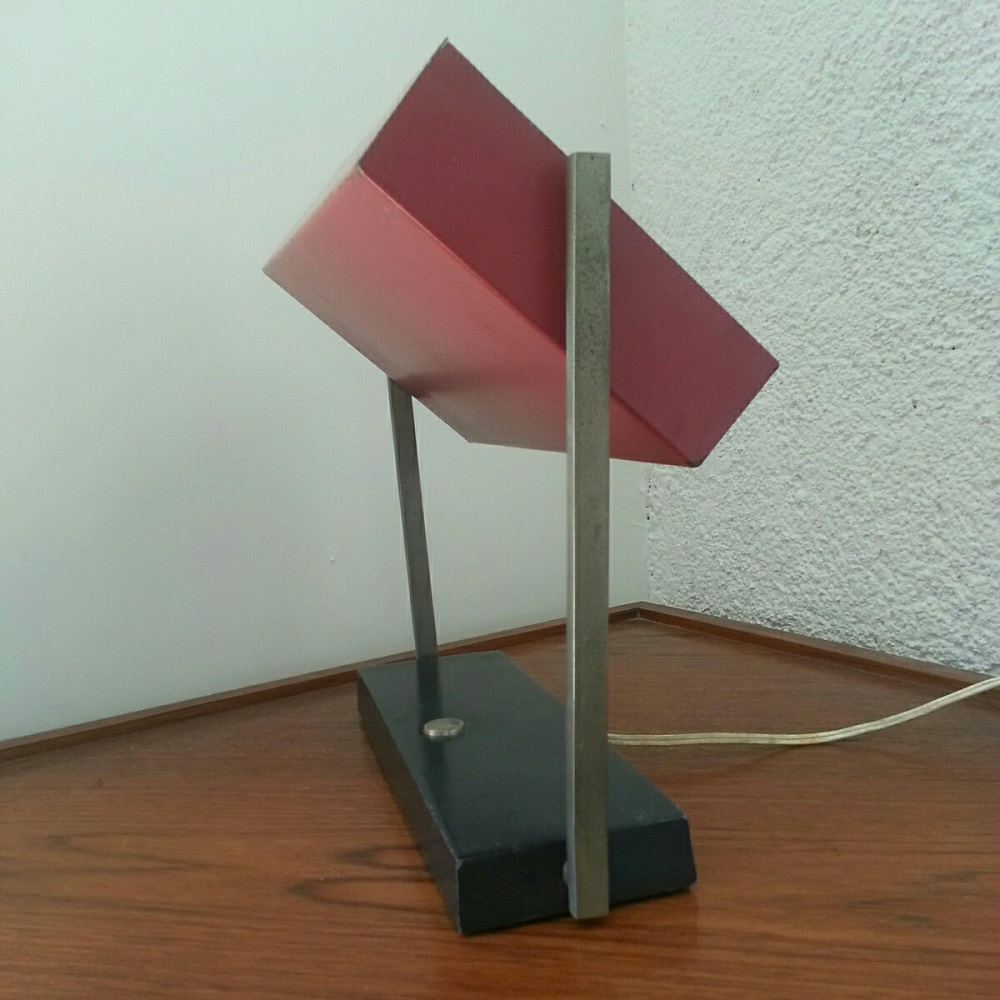 lampe rectangulaire vintage lamp 60 (5)