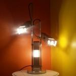Lampe spot poisson Henri Mathieu