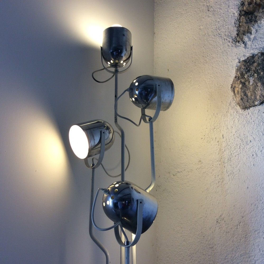 lampadaire 4 fûts reggiani (5)