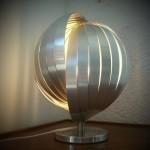 Lampe boule Henri Mathieu