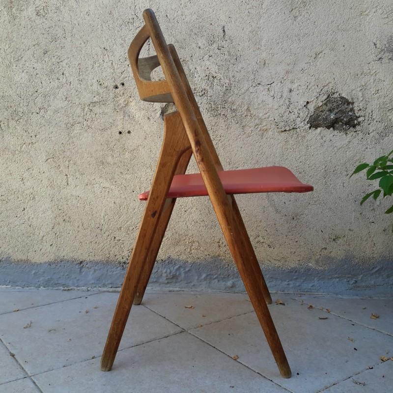 chaise hans wegner ch29 (3)
