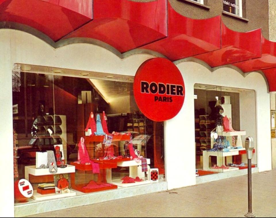 magasin rodier 1973