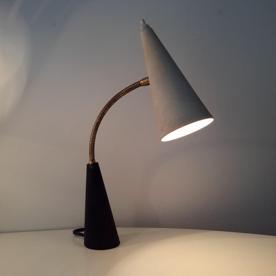 Lampe cocotte conique