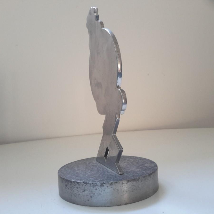 sculpture aluminium le porteur (4)