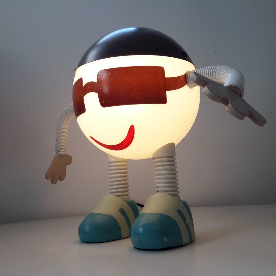 Lampe Yo le Rappeur