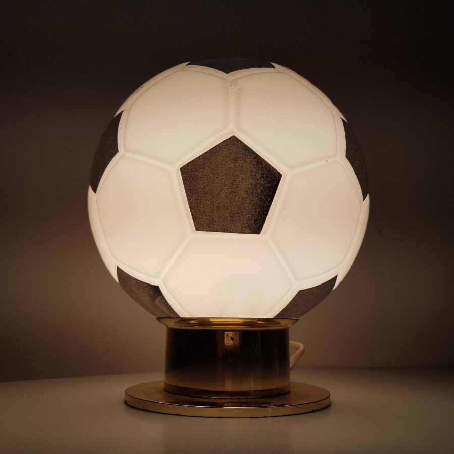 Lampe football Espana 82 Viro
