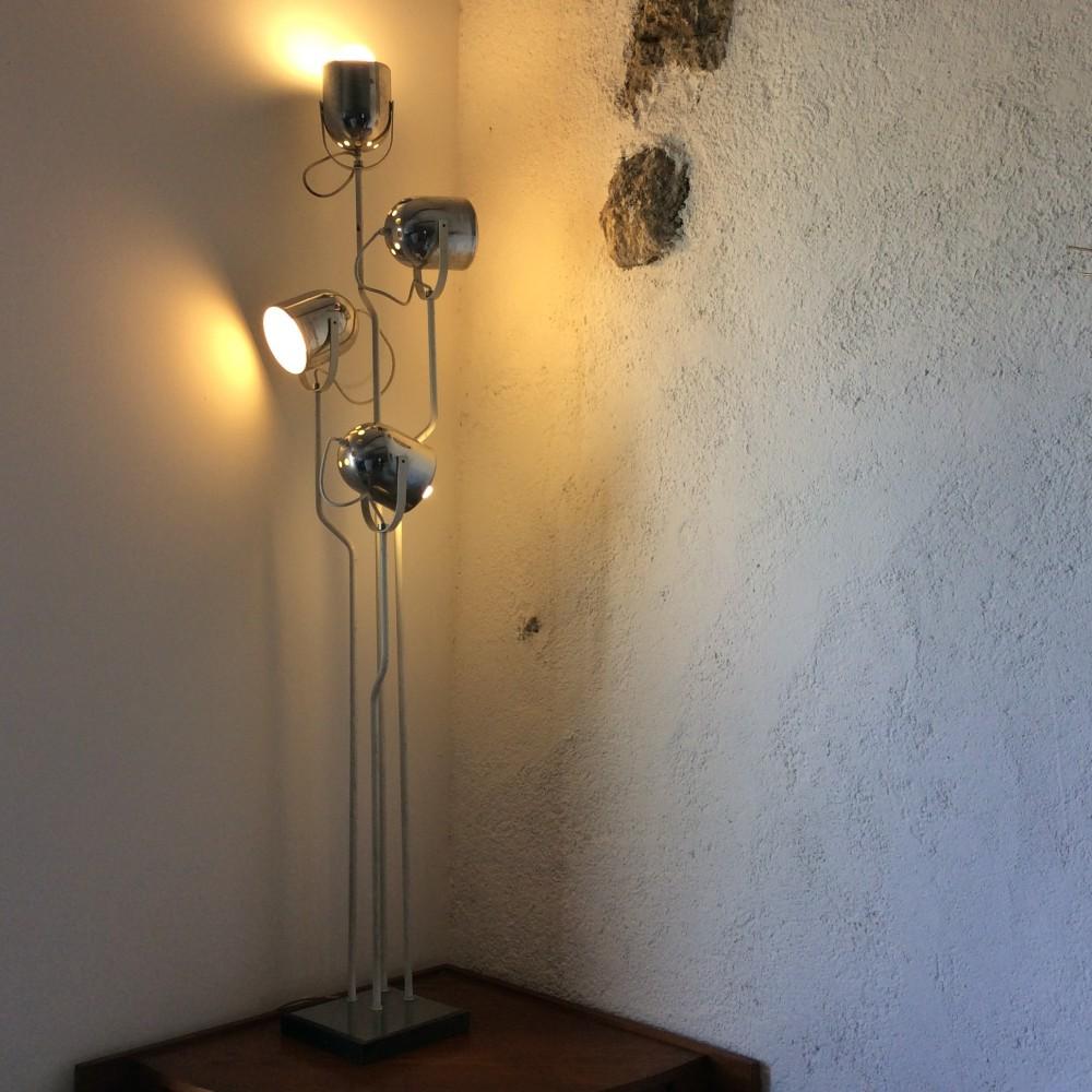 Lampadaire-reggiani-4-fûts