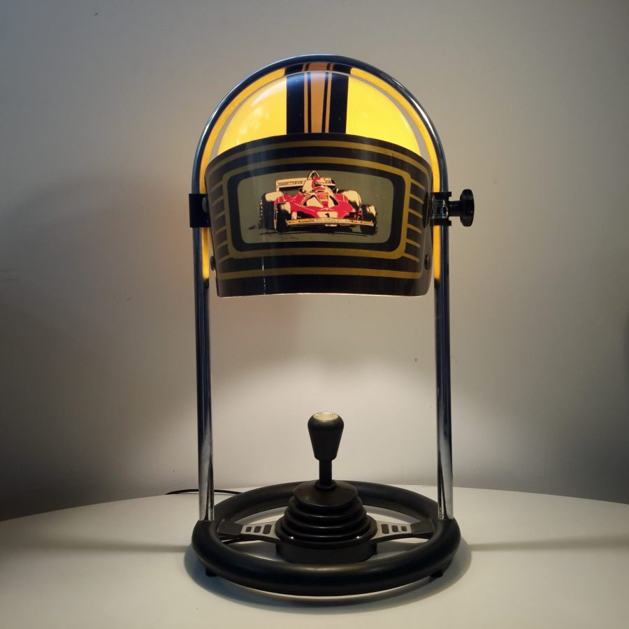 Lampe casque FF Leuchten F1
