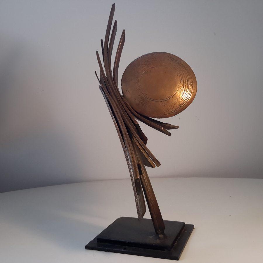 Le disque solaire de Robert Séguineau