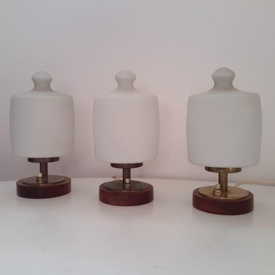 Lampe scandinave en trio