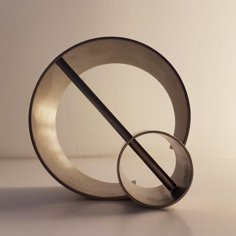 Sculpture cinétique Henk Van Putten